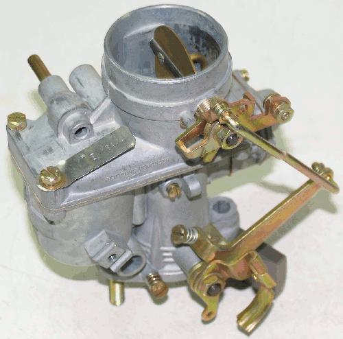 Vergaser 34 PCI NSU 1000 6 Volt Schaltgetriebe
